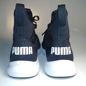 Puma Shoes - Puma - Phenom Jr High-top Sneakers (unisex)